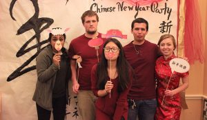 Chinese New Year celebration Friday, Feb. 3, at UNCG