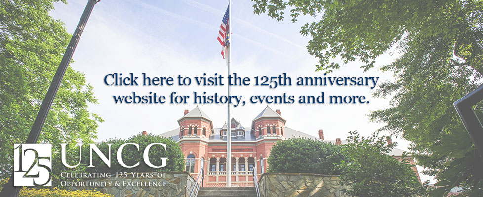 125th Anniversary Website