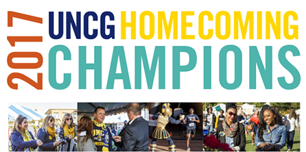 Be a Homecoming Champion!