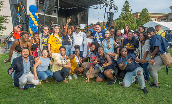 #UNCGHome: Spartans share their Homecoming memories