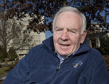 'It's never too late': 82-year-old Greensboro man is UNCG's oldest graduate