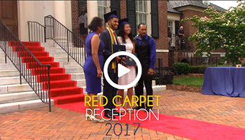 Class of 2017 Shines on the Red Carpet