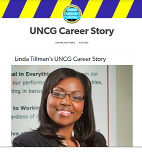 UNCG Career Story: Submit a nomination to be featured!