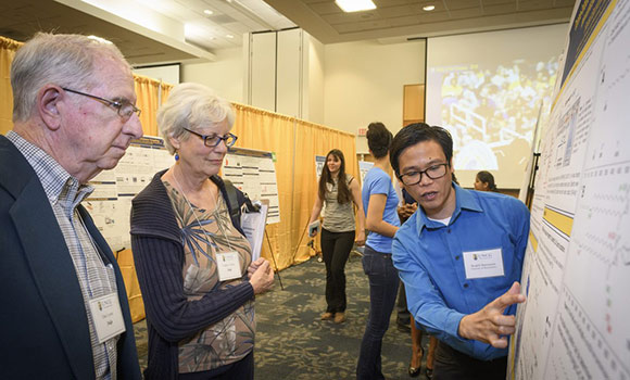 'Scholarship That Matters' at UNCG Graduate Research and Creativity Expo