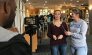 Gtalk: Spartans share views in student video series