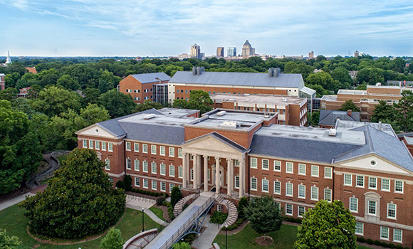 New strategic plan highlights where today's 'Giant Steps' will take UNCG in the future