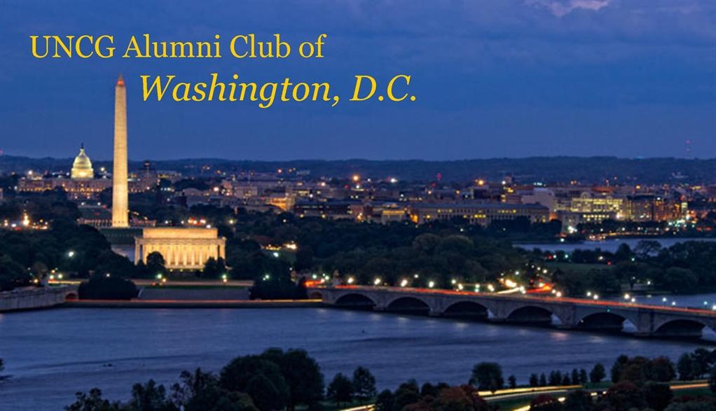 UNCG Alumni Association - Alumni Club of Washington, D.C. Service ...