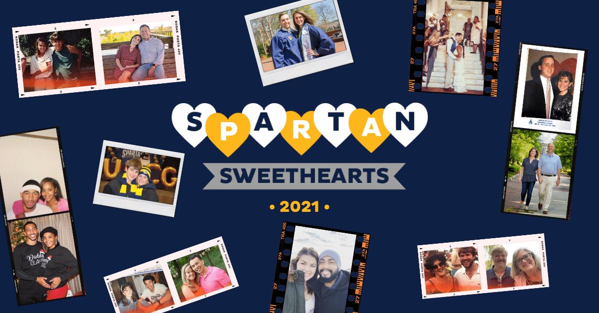 Uncg Calendar Spring 2022.Uncg Alumni Spartan Sweethearts 2021
